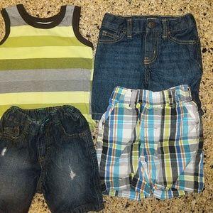 Other - BUNDLED toddler boy summer clothes. Sz 2T